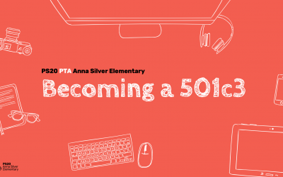 PTA Meeting: Election + Becoming a Non-Profit (501c3)